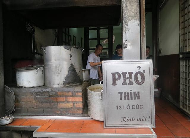 Pho ngon Ha Noi