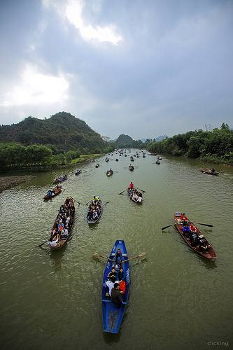 Phuot Chua huong