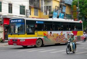xe buyt hanoi bus