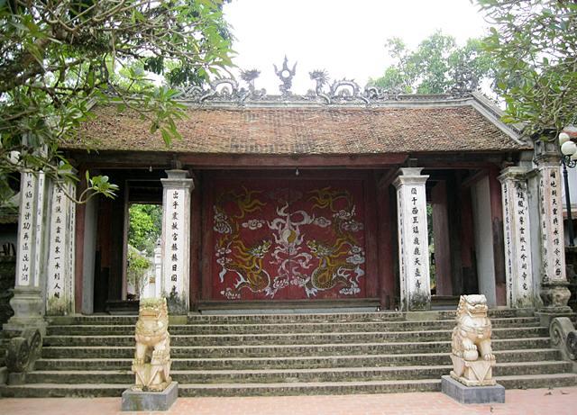 Du lich bui Duong Lam
