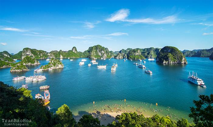 Tour Ha Long 1 ngày