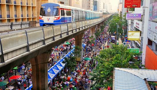 Du lịch Bangkok nên chọn khác sạn ở khu nào là phù hợp nhất