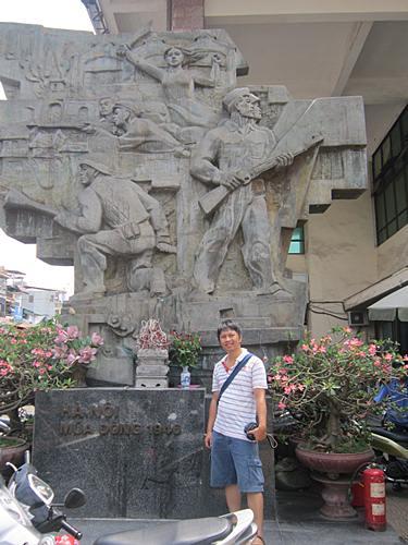 Tuong dai Hanoi mua dong 1946